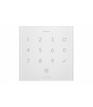 Loxone NFC Code Touch White - 100300 - Tree